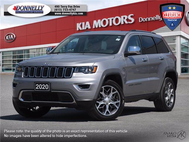 2020 Jeep Grand Cherokee Limited (Stk: KU2554) in Ottawa - Image 1 of 30