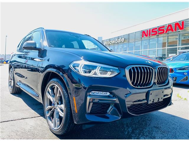 2019 BMW X3 M40i (Stk: H9713A) in Thornhill - Image 1 of 25