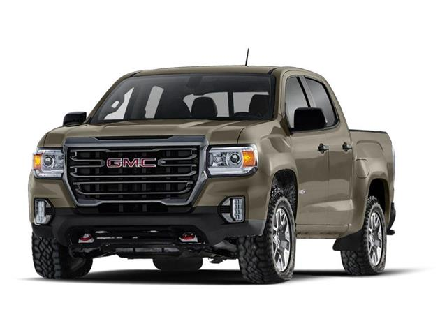 New 2021 GMC Canyon AT4 w/Leather  - Edson - Bannister Chevrolet Buick GMC Ltd