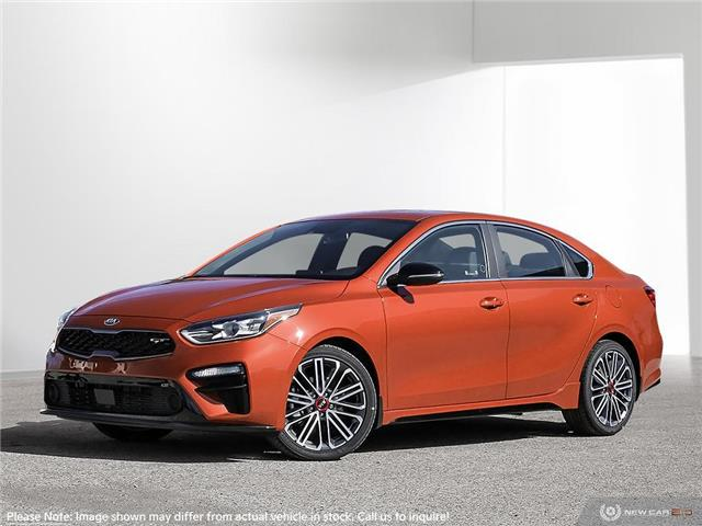 2021 Kia Forte GT Limited (Stk: 21112) in Kitchener - Image 1 of 25