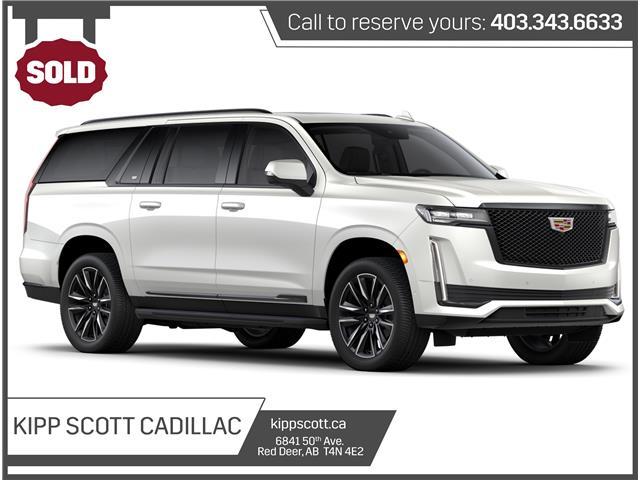 New 2021 Cadillac Escalade Sport  - Red Deer - Kipp Scott GMC Cadillac Buick