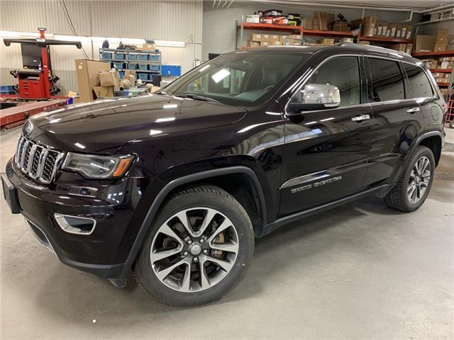 2018 Jeep Grand Cherokee Limited (Stk: 33083M) in Cranbrook - Image 1 of 25