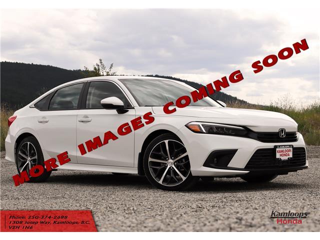 2022 Honda Civic Sedan Sport CVT (Stk: N15367) in Kamloops - Image 1 of 1
