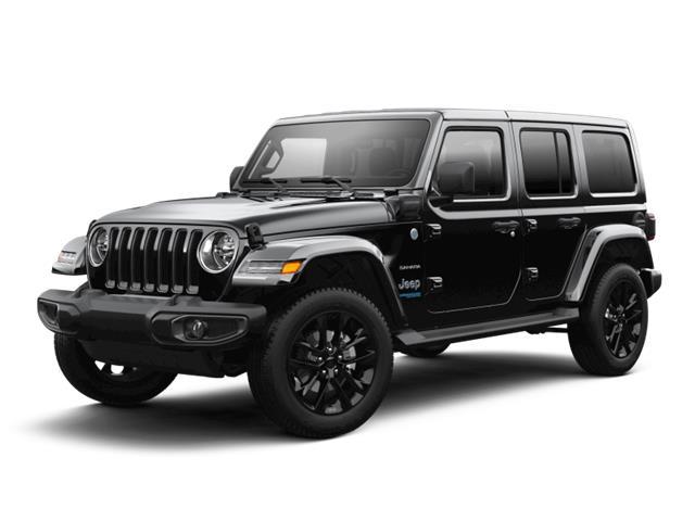 2021 Jeep Wrangler 4xe (PHEV) Sahara (Stk: ) in Mont-Joli - Image 1 of 1