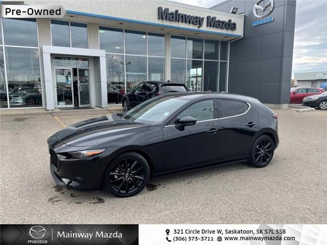 2019 Mazda Mazda3 GT w/Premium Pkg (Stk: P1618) in Saskatoon - Image 1 of 22
