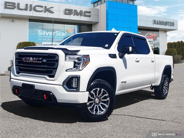 2020 GMC Sierra 1500 AT4 (Stk: 21607A) in Vernon - Image 1 of 26
