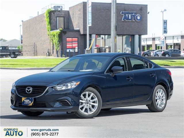 2017 Mazda MAZDA6 GS (Stk: 142829) in Milton - Image 1 of 22