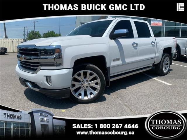 2017 Chevrolet Silverado 1500 High Country (Stk: UT14423) in Cobourg - Image 1 of 22