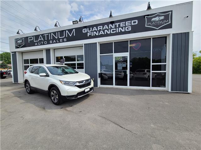 2018 Honda CR-V LX (Stk: 121647) in Kingston - Image 1 of 13