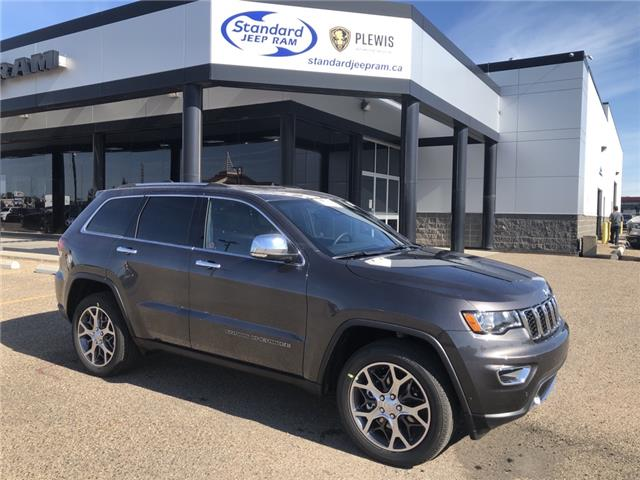 2021 Jeep Grand Cherokee Limited (Stk: 5M152) in Medicine Hat - Image 1 of 18