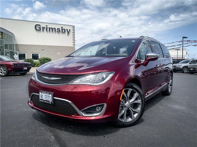 2020 Chrysler Pacifica Limited (Stk: U5175) in Grimsby - Image 1 of 26