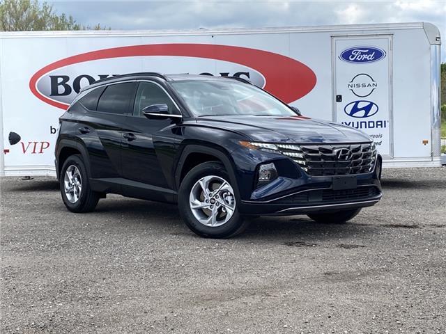 2022 Hyundai Tucson Preferred w/Trend Package (Stk: 22TC27) in Midland - Image 1 of 12