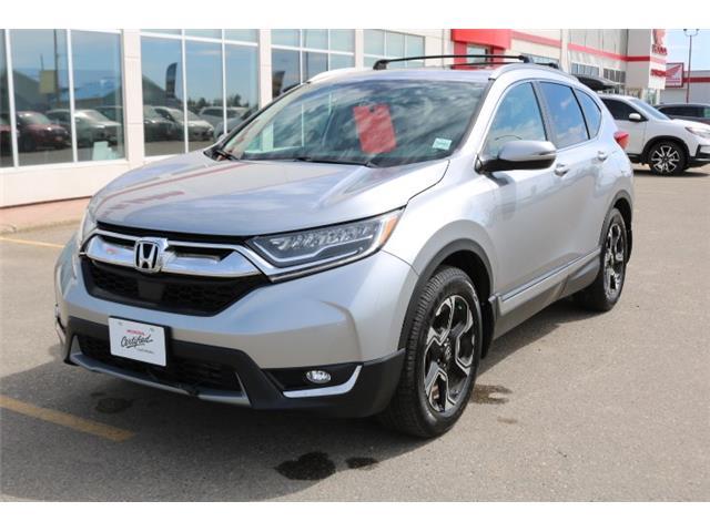 2018 Honda CR-V Touring (Stk: U1251) in Fort St. John - Image 1 of 22