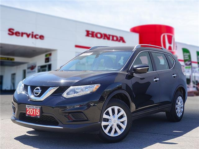 2015 Nissan Rogue  (Stk: 21-122A) in Vernon - Image 1 of 15