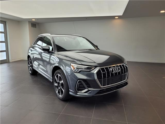 2021 Audi Q3 45 Progressiv (Stk: 52655) in Oakville - Image 1 of 17