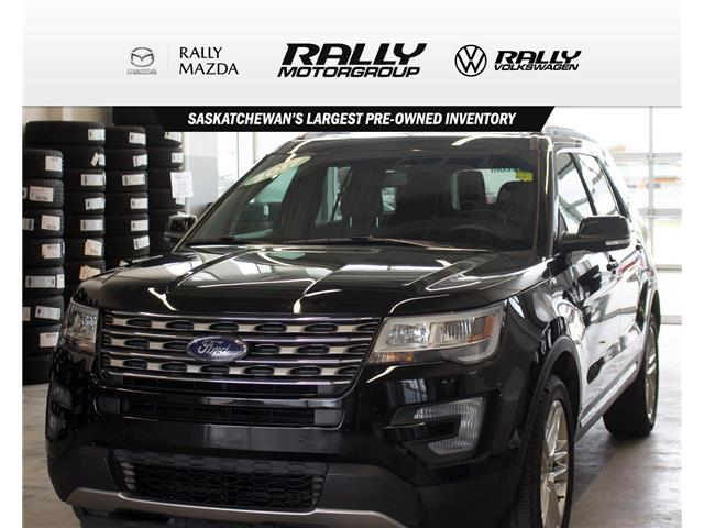 2017 Ford Explorer XLT (Stk: 21110A) in Prince Albert - Image 1 of 14