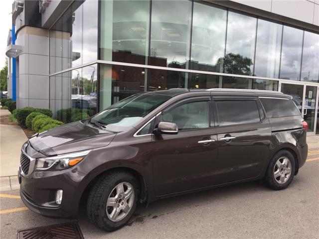 Used 2018 Kia Sedona SX+ SX+ - London - Finch Chevrolet