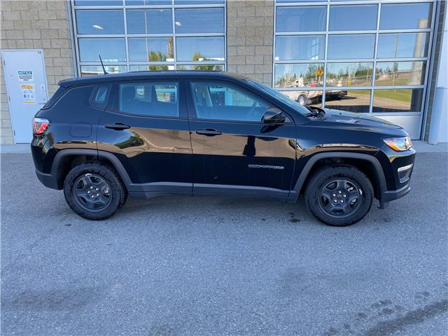 2018 Jeep Compass Sport (Stk: 61672) in Calgary - Image 1 of 19