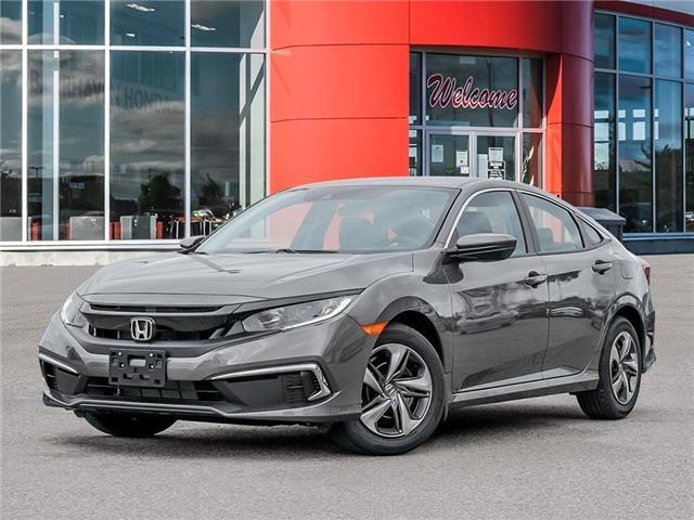 2021 Honda Civic LX (Stk: 3687) in Ottawa - Image 1 of 23