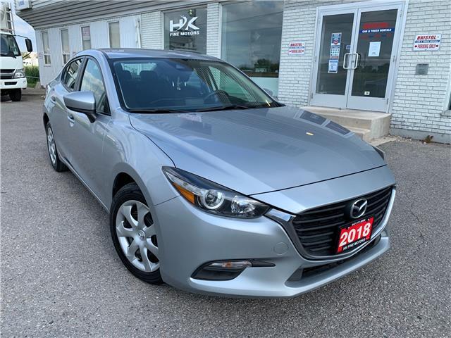 2018 Mazda Mazda3 GS (Stk: ) in Pickering - Image 1 of 11