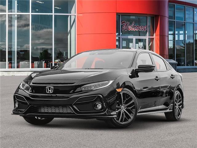 2021 Honda Civic Sport Touring (Stk: 3770) in Ottawa - Image 1 of 23