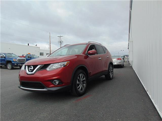 2015 Nissan Rogue SV (Stk: BW50006) in St. John\'s - Image 1 of 22