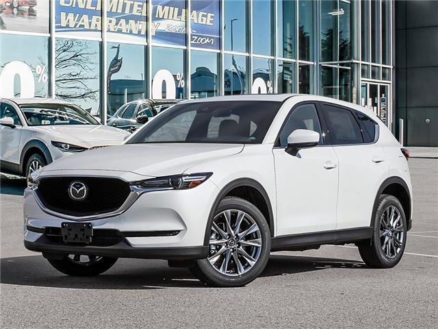 2021 Mazda CX-5 Signature (Stk: 12156) in Ottawa - Image 1 of 23