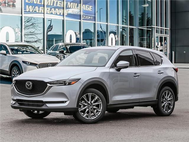 2021 Mazda CX-5 Signature (Stk: 12201) in Ottawa - Image 1 of 23