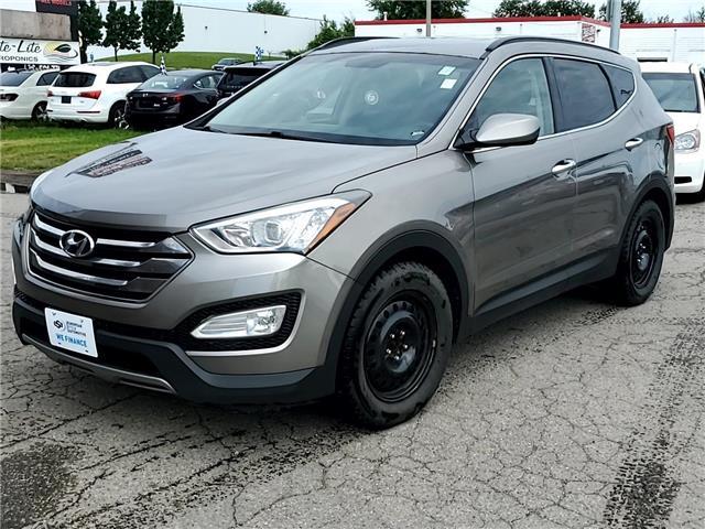 2013 Hyundai Santa Fe Sport  (Stk: H109250) in Kitchener - Image 1 of 20