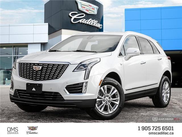 2021 Cadillac XT5 Luxury (Stk: T1145269) in Oshawa - Image 1 of 18
