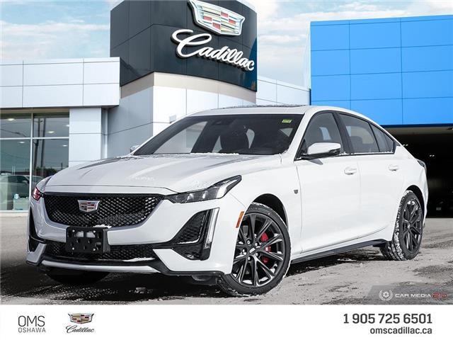 2021 Cadillac CT5 Sport 1G6DU5RK7M0124685 1124685 in Oshawa