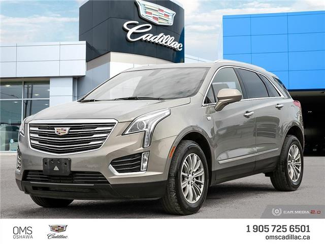 2017 Cadillac XT5 Luxury (Stk: 14117A) in Oshawa - Image 1 of 24