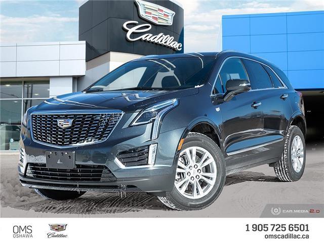 2021 Cadillac XT5 Luxury 1GYKNAR44MZ160268 T1160268 in Oshawa