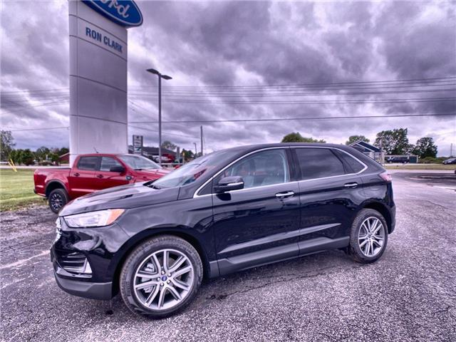 2021 Ford Edge Titanium (Stk: 15958) in Wyoming - Image 1 of 26