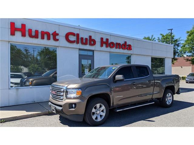 2016 GMC Canyon SLE (Stk: 7987A) in Gloucester - Image 1 of 21