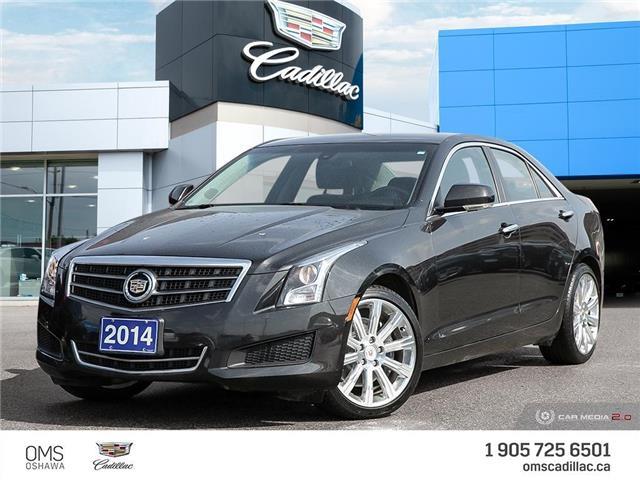 2014 Cadillac ATS 3.6L Luxury 1G6AH5R34E0160142 209942B in Oshawa