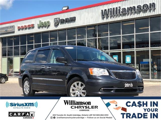 2013 Chrysler Town & Country Touring (Stk: W6798) in Uxbridge - Image 1 of 22
