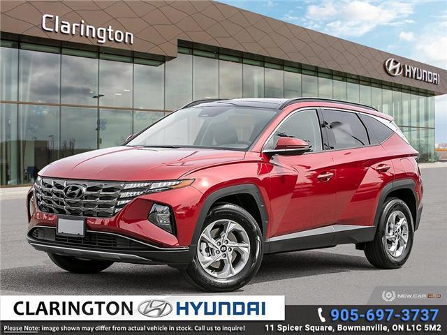 2022 Hyundai Tucson Preferred (Stk: 21403) in Clarington - Image 1 of 24