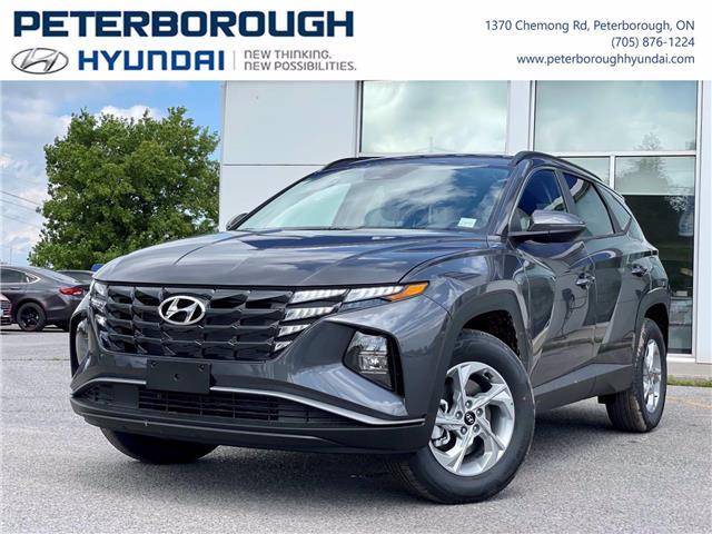 2022 Hyundai Tucson Preferred (Stk: H13007) in Peterborough - Image 1 of 30