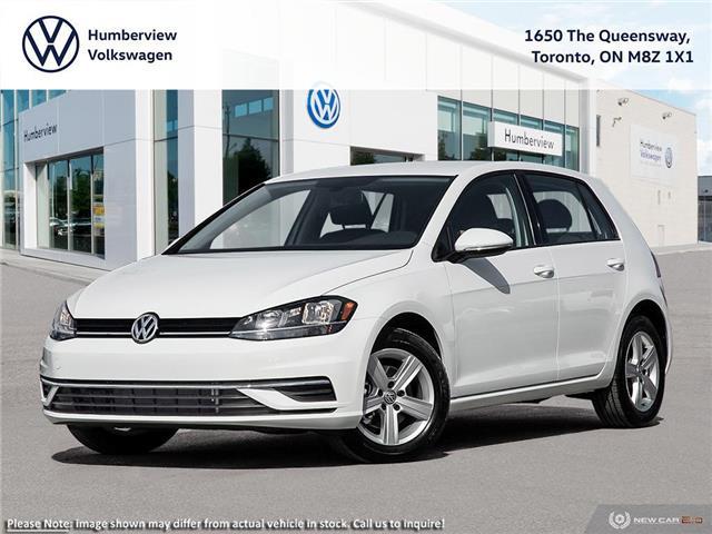 2021 Volkswagen Golf Comfortline (Stk: 98727) in Toronto - Image 1 of 23