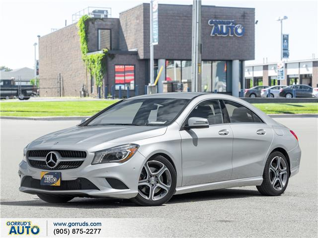 2015 Mercedes-Benz CLA-Class Base (Stk: 266288) in Milton - Image 1 of 19