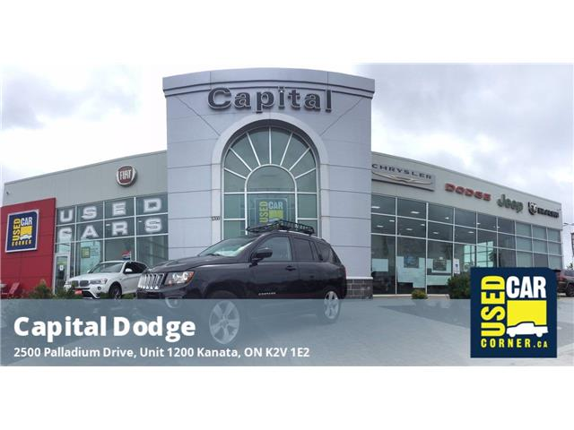 2016 Jeep Compass Sport/North (Stk: P3185A) in Kanata - Image 1 of 24