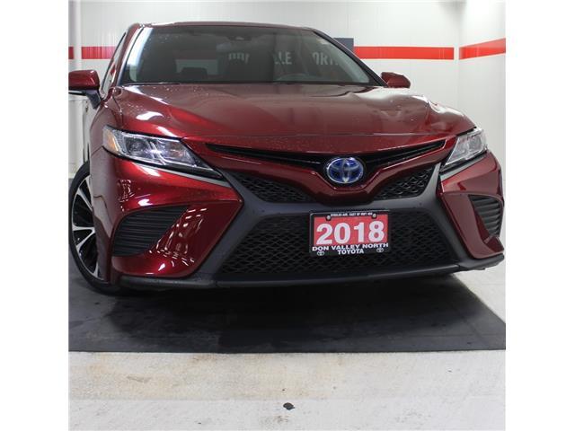 2018 Toyota Camry Hybrid SE (Stk: 304472S) in Markham - Image 1 of 24