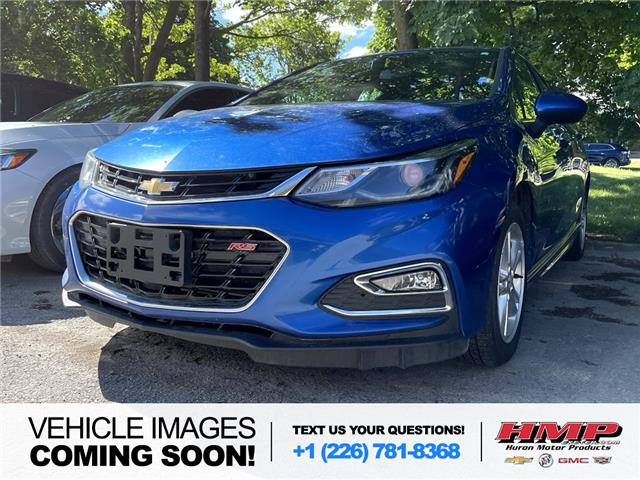 2018 Chevrolet Cruze LT Auto (Stk: 78279) in Exeter - Image 1 of 1