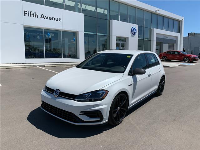 2019 Volkswagen Golf R 2.0 TSI (Stk: 3678) in Calgary - Image 1 of 17