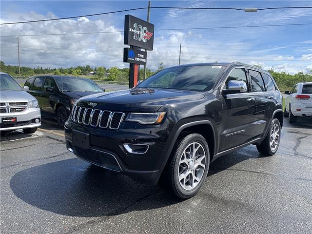 2021 Jeep Grand Cherokee Limited (Stk: 7045) in Sudbury - Image 1 of 19