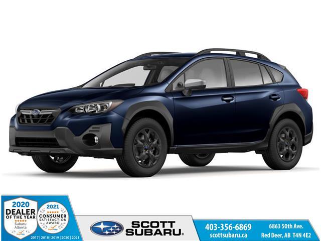 2021 Subaru Crosstrek Outdoor (Stk: 379342) in Red Deer - Image 1 of 9