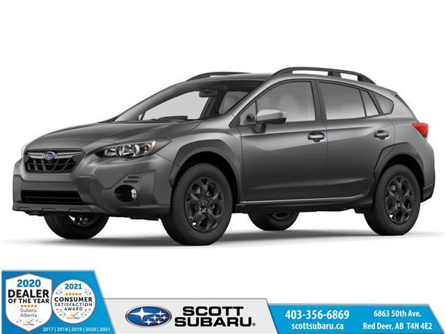 2021 Subaru Crosstrek Outdoor (Stk: 376819) in Red Deer - Image 1 of 9