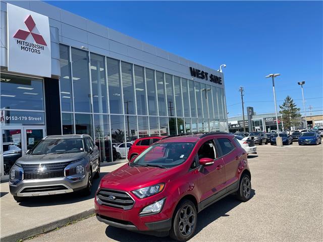 2018 Ford EcoSport SES (Stk: BM4044) in Edmonton - Image 1 of 24