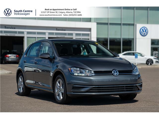 2021 Volkswagen Golf Comfortline (Stk: 10309) in Calgary - Image 1 of 35